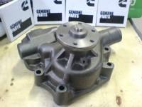 Водяной насос (помпа) 6206-61-1104 на двигатель Cummins B3.3, 4B3.3T, QSB3.3