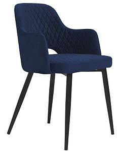 Кресло Joy темно-синий TM Concepto