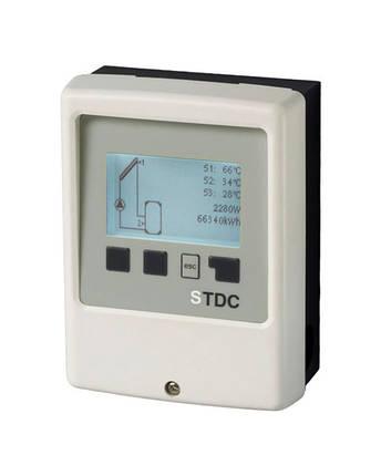 Контроллер для гелиосистем SOREL STDC, фото 2