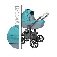 Детская универсальная коляска 2 в 1 Baby Merc Bebello B/114A