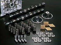 Клапан двигателя Nissan K15, клапан впускной и клапан выпускной