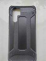 Чехол трансформер  противоударный Huawei P30 Pro ( черный)