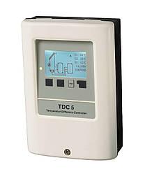 Контроллер для гелиосистем SOREL МTDC
