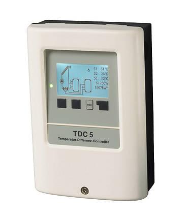 Контроллер для гелиосистем SOREL МTDC, фото 2