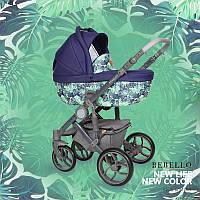 Детская универсальная коляска 2 в 1 Baby Merc Bebello B/126A