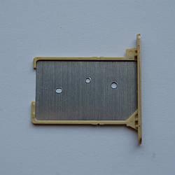 Держатель sim-карты для Xiaomi MI3, золотой