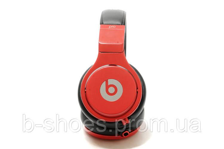 Beats PRO Red Black