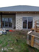 Ламинированные окна с.Хотяновка - монтажная бригада 9