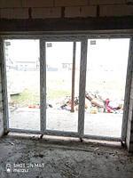 Ламинированные окна ВДС (наружная ламинация) - фото работ бригады 9
