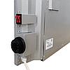Инфракрасный керамический обогреватель Венеция ПКК 1400 120х60 см белый мрамор био-конвектор, фото 2