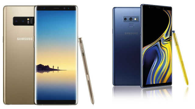 Samsung Galaxy Note 9 / Note 8