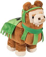 "Фигурка JINX Minecraft - Adventure Llama Plush, 11.5"" Brown"