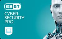 ESET Cyber Security Pro (2 ПК / 1 рік)
