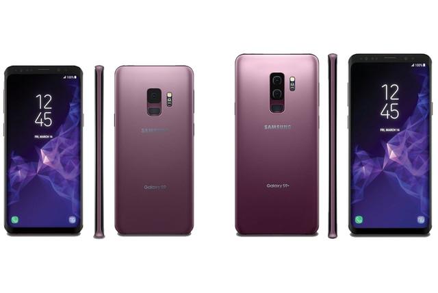 Samsung Galaxy S9 Plus / S9