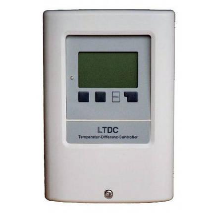 Контроллер для гелиосистем SOREL LTDC-VFS, фото 2