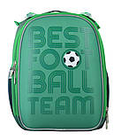 Рюкзак каркасный H-25 Football, фото 5