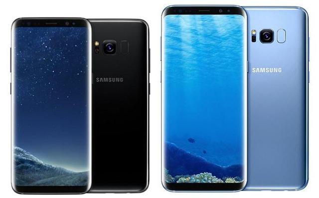 Samsung Galaxy S8 Plus / S8