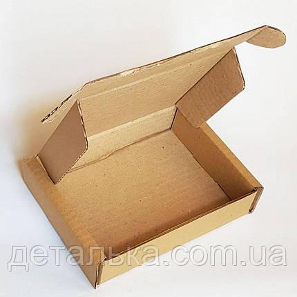 Самосборные картонные коробки 215*185*35 мм., фото 2