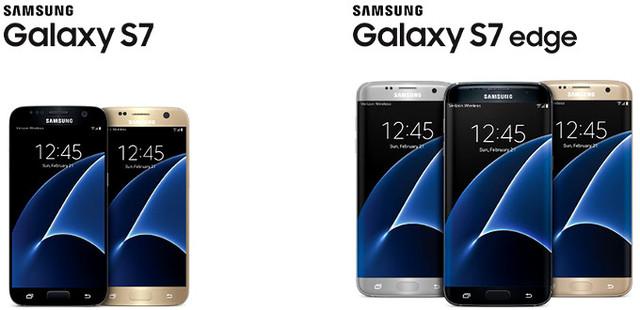 Samsung Galaxy S7 Edge / S7