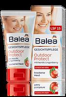 Balea защищающий крем от внешних вредных факторов Gesichtspflege Outdoor Protect 50ml