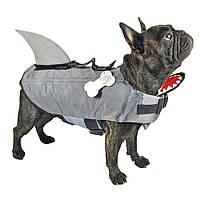"""Спасательный жилет для собак """"Акула"""""""