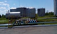 База хранения и реализации нефтепродуктов Шепетовка