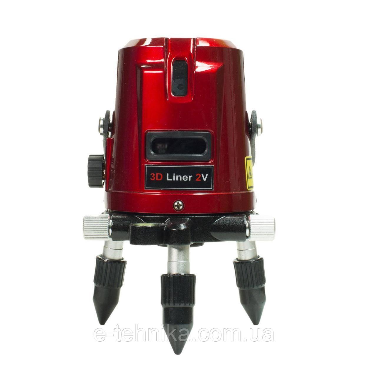 Нивелир лазерный линейный ADA 3D Liner 4V A00133