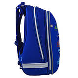 """Рюкзак шкільний, каркасний H-12 """"Maximum Speed"""", фото 4"""