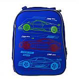"""Рюкзак шкільний, каркасний H-12 """"Maximum Speed"""", фото 5"""
