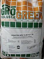 ГроГрин Старт NPK 13-40-13 25 кг