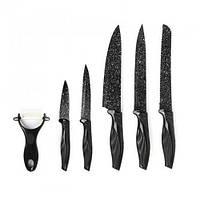 Распродажа! Набор ножей с керамическим покрытием 6 предметов
