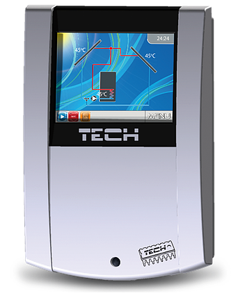 Контроллер для гелиосистем TECH EU-460, фото 2