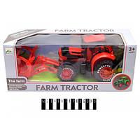 Трактор Фермер інерційний комбайн 3368-81 р. 35*12*14,5 см, ферма