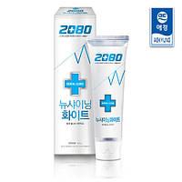 Зубная паста с системой бережного отбеливания 2080 New Shining White W Toothpaste, 120 мл