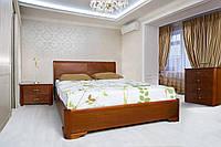 Двуспальная кровать Микс Мебель Ассоль 1600*2000 с подьемным механизмом