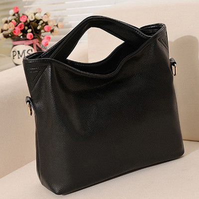 Стильная женская сумка Handheld L-30290 черная