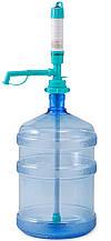Бутыль с помпой электрической А10 на 19 л-поликарбонат без ручки