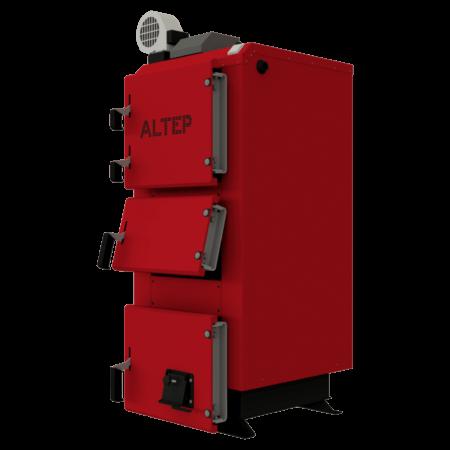 Котел твердотопливный длительного горения Altep Duo Plus 95 киловатт