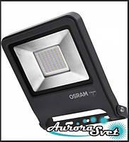 Светодиодный прожектор OSRAM ENDURA 50W ЧЁРНЫЙ. LED прожектор., фото 1