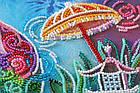 Наборы для вышивки бисером Рядом с мамой (30 х 30 см) Абрис Арт AB-640, фото 3