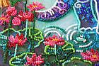 Наборы для вышивки бисером Рядом с мамой (30 х 30 см) Абрис Арт AB-640, фото 4