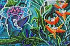 Наборы для вышивки бисером Рядом с мамой (30 х 30 см) Абрис Арт AB-640, фото 5