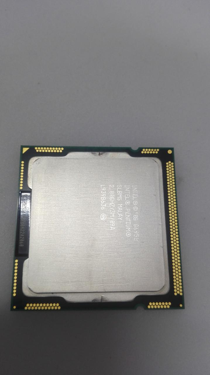 Процессор Intel Pentium Dual Core G6950 2.8GHz/3MB/1066MHz s1156