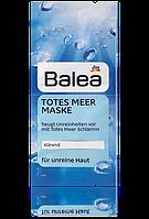Balea маска для лица с Гразю Мертвого моря Totes Meer Maske 2x8ml