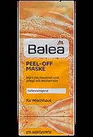 Balea маска-пленка для лица Peel-Off Maske 2x8ml