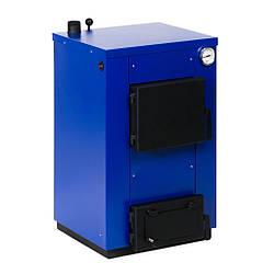 Твердотопливный котел MaxiTerm 12 кВт (дровяной)