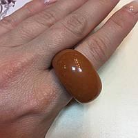 Авантюрин натуральный кольцо с авантюрином. Цельный авантюрин размер 20 Индия!, фото 1