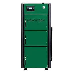 Maxiterm ПРОФИ 33 квт котел на твердом топливе