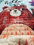 """Безкоштовна доставка! Ігровий килим-мішок """"Ведмедик"""", фото 3"""