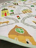 """Безкоштовна доставка! Ігровий килимок-мішок """"Доріжки"""", фото 5"""
